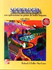 Sociologia Con Aplicaciones En Paises De Habla Hispana