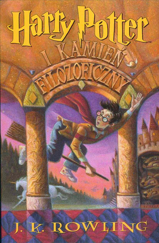 Harry Potter i Kamie Filozoficzny (Harry Potter, #1)