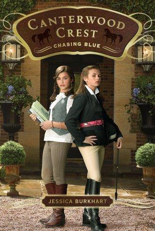 Chasing Blue by Jessica Burkhart