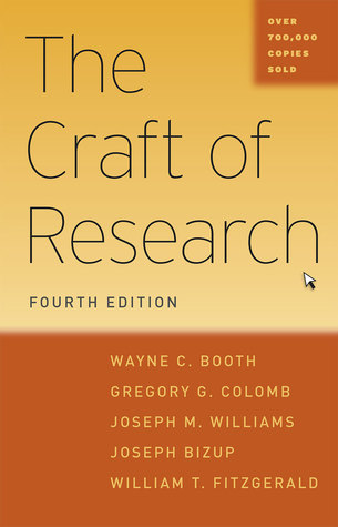 The Craft of Research