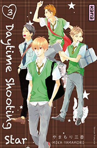 Ebook Daytime shooting star - Tome 3 by Mika Yamamori (やまもり三香) PDF!