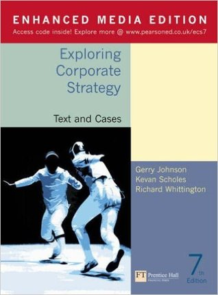 Exploring Corporate Strategy: WITH Key Management Models AND Airline, a Strategic Management Simulation: Text and Cases
