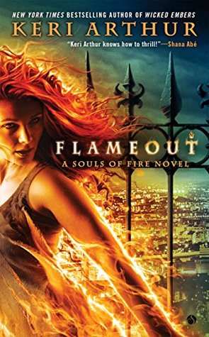 Book Review: Keri Arthur's Flameout