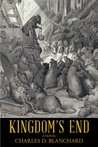 book cover for Kingdom's End