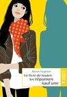 Le Livre de toutes les réponses sauf une by Manon Fargetton