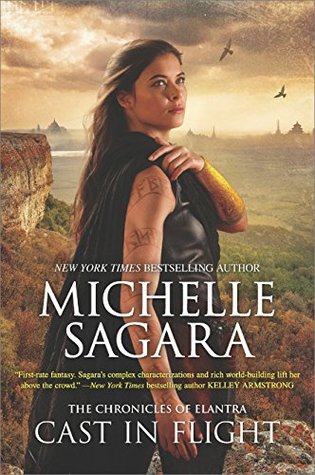 Book Review: Cast in Flight by Michelle Sagara
