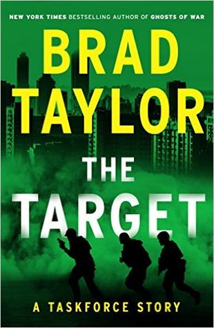 The Target (Pike Logan #10.5) - Brad Taylor