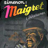 Maigret i tåkehavnen by Georges Simenon