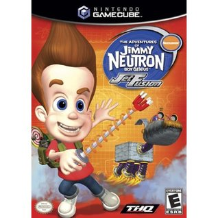 The Adventures Of Jimmy Neutron (Color N Carry) Activity Traveler
