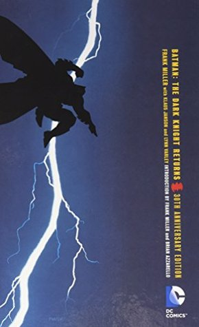 Batman: The Dark Knight Returns Book & DVD Set
