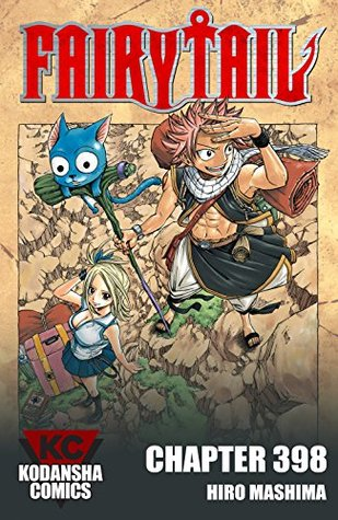 Fairy Tail #398