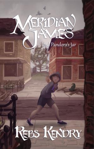 Meridian James and Pandora's Jar
