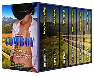 Cowboy Time (Cowboy Up Book 4)