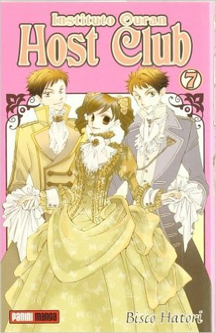 Instituto Ouran, Host Club 7 (Ouran High School Host Club, #7)