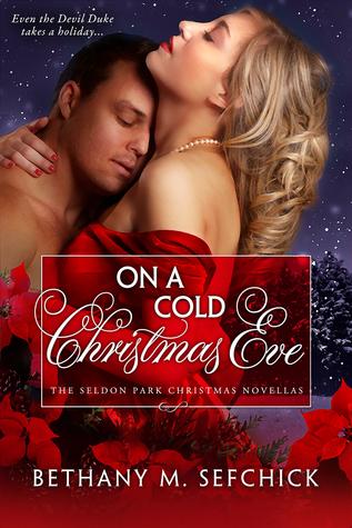 On A Cold Christmas Eve (The Seldon Park Christmas Novellas, #2)