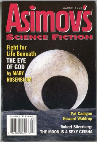 Asimov's Science Fiction, March 1998