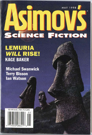 Asimov's Science Fiction, May 1998 (Asimov's Science Fiction, #269)
