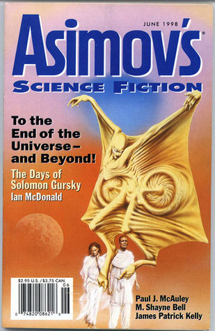 Asimov's Science Fiction, June 1998 (Asimov's Science Fiction, #270)