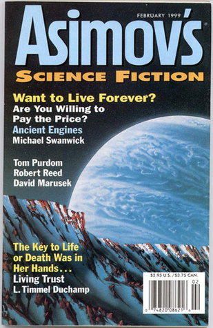 Asimov's Science Fiction, February 1999