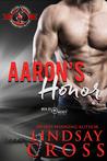 Aaron's Honor by Lindsay Cross