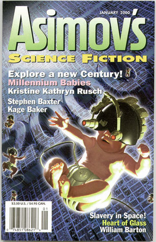 Asimov's Science Fiction, January 2000