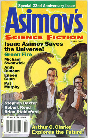 Asimov's Science Fiction, April 2000 (Asimov's Science Fiction, #291)