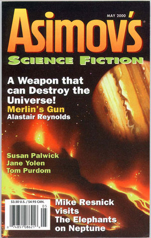 Asimov's Science Fiction, May 2000 (Asimov's Science Fiction, #292)