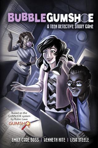 Bubblegumshoe: A Teen Detective Story Game