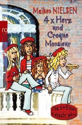 4x Herz und Croque-Monsieur