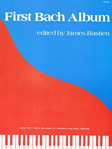 WP128 - First Bach Album