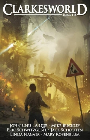 Clarkesworld Magazine, Issue 118 (Clarkesworld Magazine, #118)