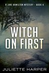 Witch on First (Jinx Hamilton Mystery #4)