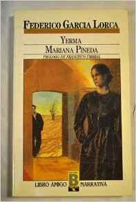 Yerma And Mariana Pineda: Yerma/Mariana Pineda