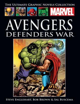 Avengers: Defenders War (Marvel Ultimate Graphic Novels Collection)