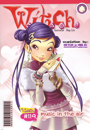 Music In The Air (W.I.T.C.H., #119)