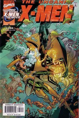 The Uncanny X-Men #386