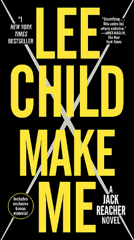 Book Review: Make Me by Lee Child
