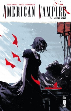 La Liste noire (American Vampire #5)