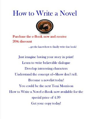 How to Write a Novel Work Book