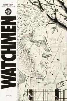 Coloring DC: Watchmen