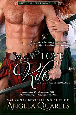 Must Love Kilts(Must Love Time Travel 3)