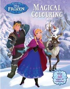 Disney Frozen Magical Colouring