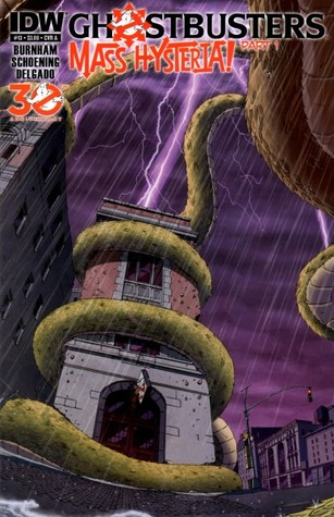 Ghostbusters Volume 2 Issue #13