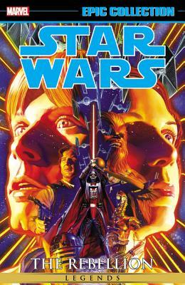 Star Wars Legends Epic Collection: The Rebellion, Vol. 1