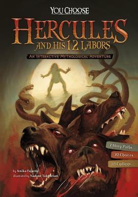 Hercules and His 12 Labors by Anika Fajardo