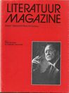 Literatuur magazine nr. 1 Engelse editie W. Somerset Maugham by W. Somerset Maugham