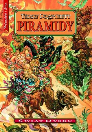 Piramidy by Terry Pratchett