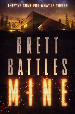 Mine by Brett Battles
