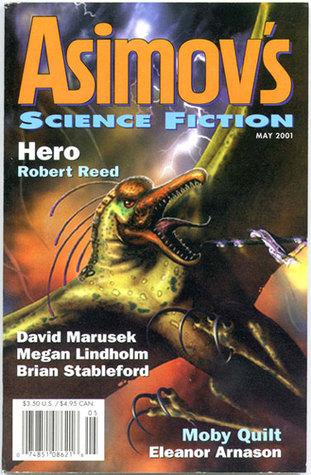 Asimov's Science Fiction, May 2001 (Asimov's Science Fiction, #304)