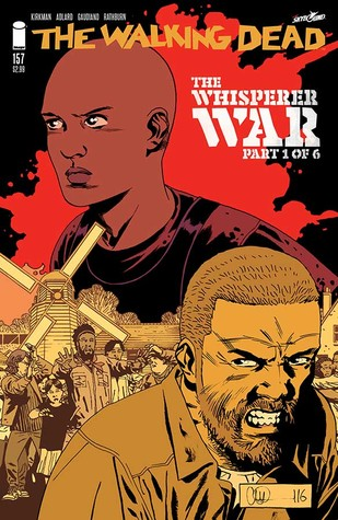 The Walking Dead, Issue #157